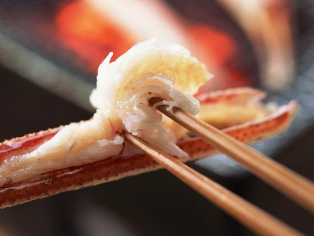 【美味しさいっぱい】ぷりぷりの海の味たっぶり♪浜茹でズワイガニ♪