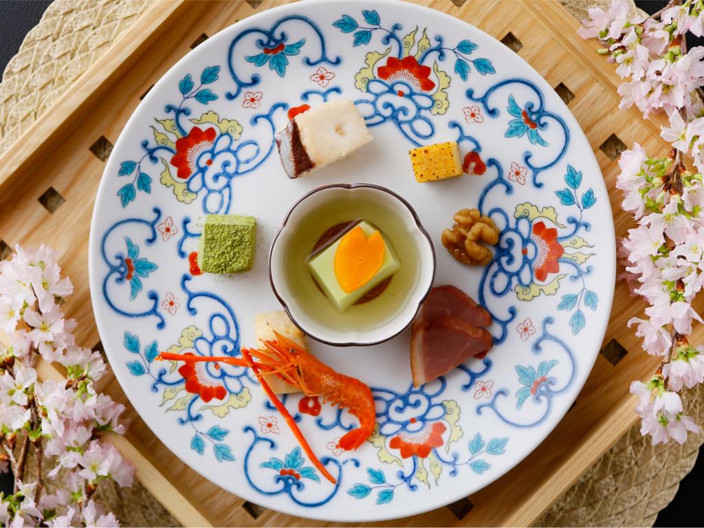 【春の7大グルメ】旬の味覚をあれこれ楽しむ♪季節の盛り合せ(一例)