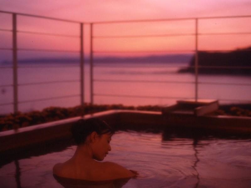 露天風呂【満天の湯】