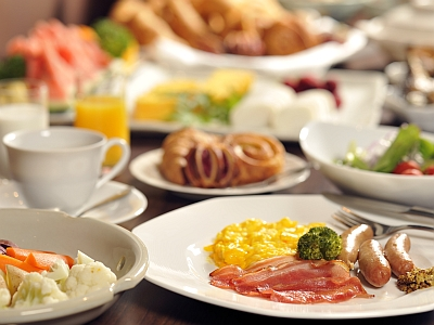 【お食事】朝食イメージ