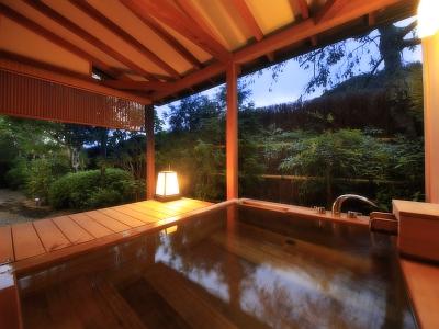 【お部屋】庭園付露天風呂客室DXスイート