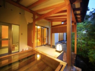 【お部屋】庭園付露天風呂客室・特別室