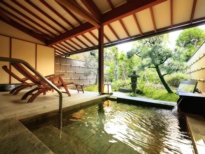【お部屋】庭園付露天風呂客室