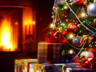 里山の温泉宿でお二人で静かなクリスマスをお過ごし下さい!