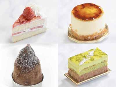 カットケーキ イメージ