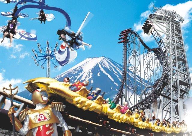 富士急ハイランドイメージ