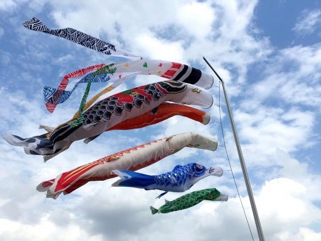 5月5日は子供の日!家族で十勝川までドライブ!