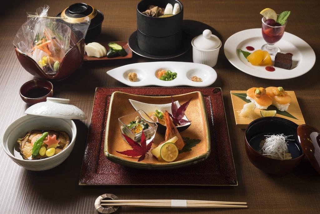 特別会席【少量上質】は品数は控えめでさらに上質な味わいをお楽しみ頂けます