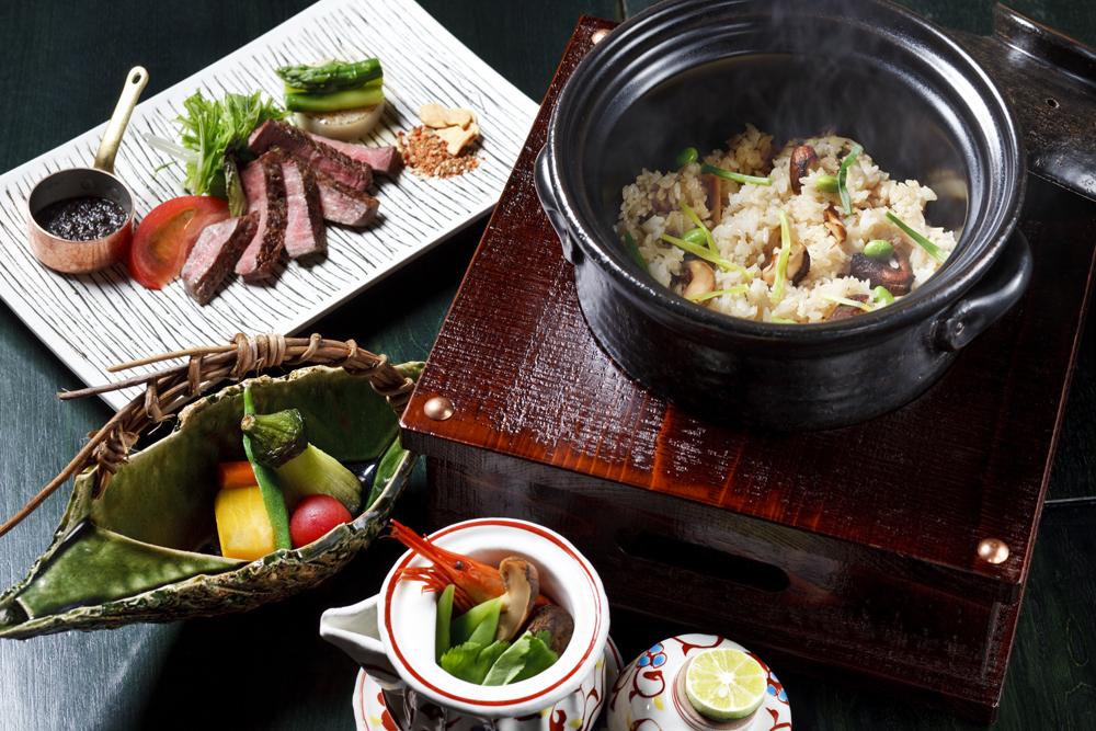 季節の和食膳 イメージ