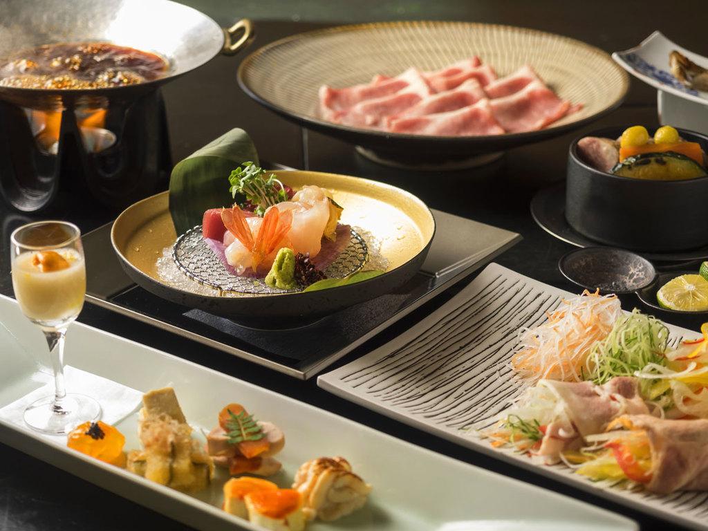 冬の贅沢鍋ぷらん・お食事イメージ