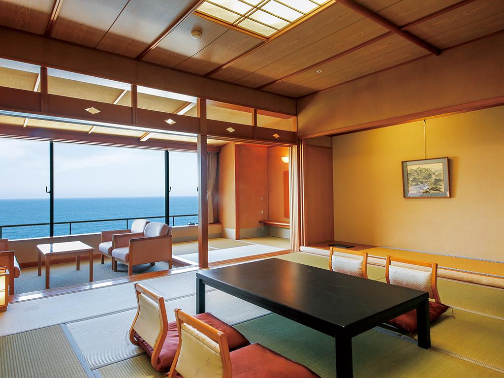 岬の館 標準客室1