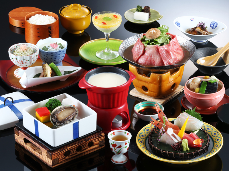 Kaiseki Cuisine (4/1-11/6)