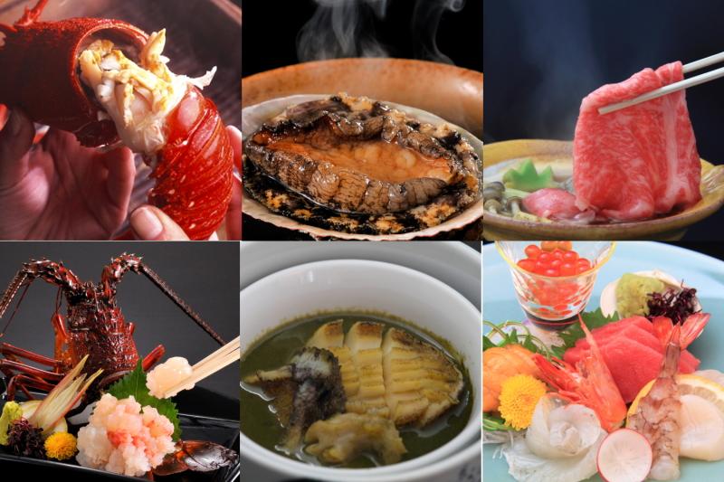 メインのお料理を6品の中から3品お選びいただけます。