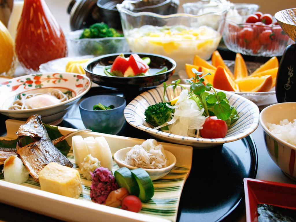 地元食材にこだわった美味しい和食会席