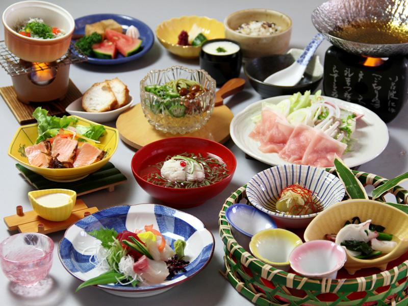 季節料理<撫子会席>