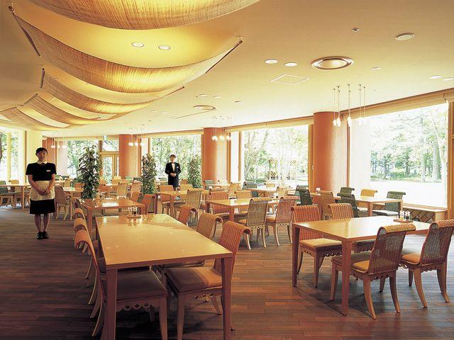 レストラン/バード・ウォッチ・カフェ