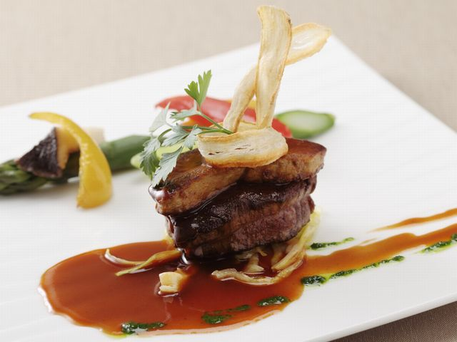 毎月替わる北海道産・十勝産の季節の食材をお楽しみ下さい。