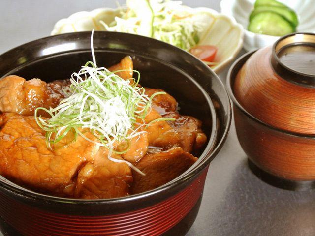 【お気軽夕食付】帯広名物『豚丼』