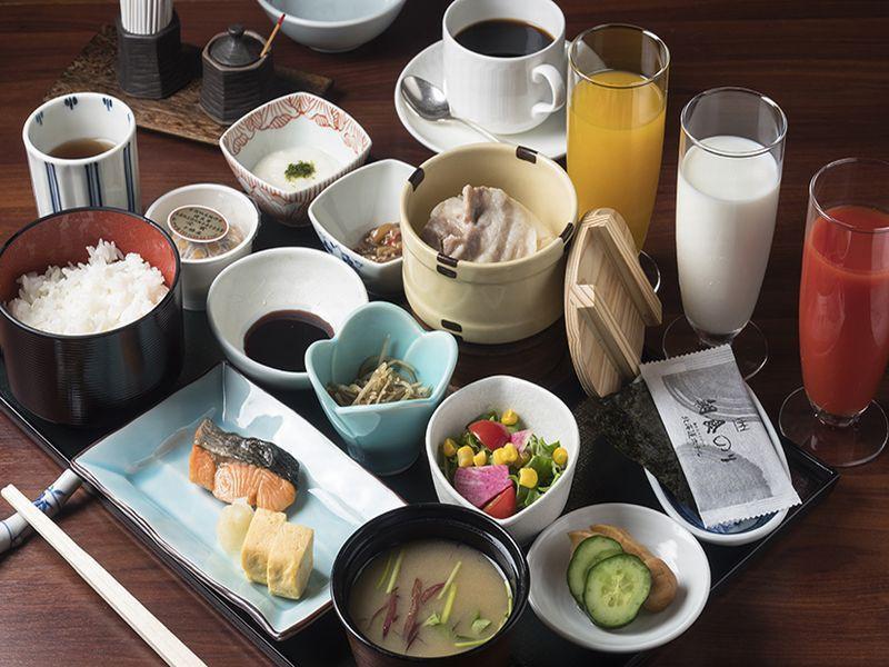 ◆朝食メニュー/王道の和食