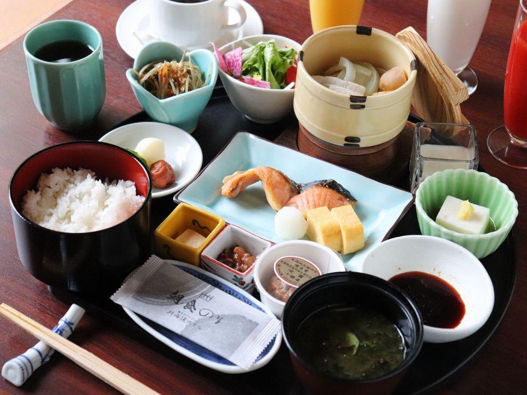 朝食メニュー/王道の和食(2020年10月1日〜)