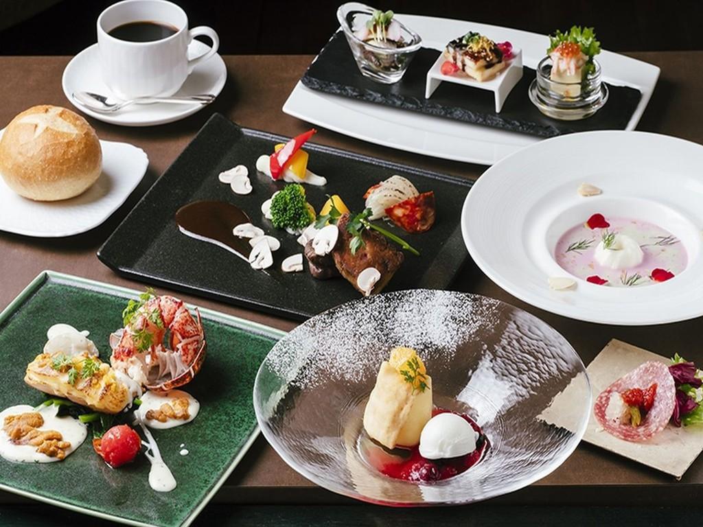 グレードアップ洋食コース【2021年4月】