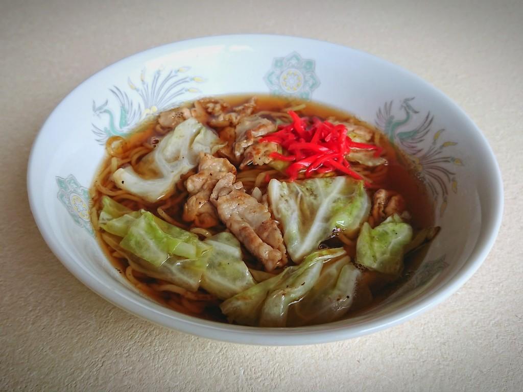 【スープ入り焼きそば】付き日帰り休憩プラン昼食イメージ