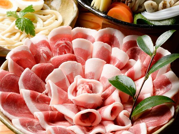 飯能産・天然猪プラン