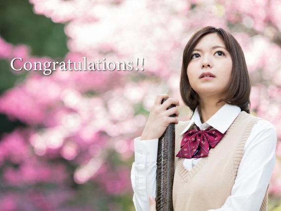 進級・卒業・入学おめでとうございます!!!