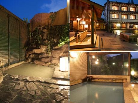 数ある草津温泉の源泉の中でも効能名高い源泉【地蔵の湯】を使用しております。
