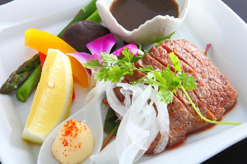 最高ランク上州牛のステーキ★