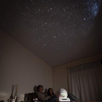 満天の星空が二人を包みこみます♪