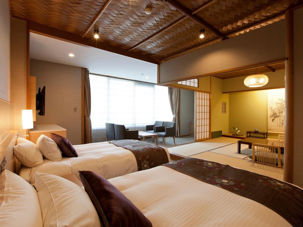 """数寄屋和洋室イメージ W&J """"Sukiya""""-style Rooms"""