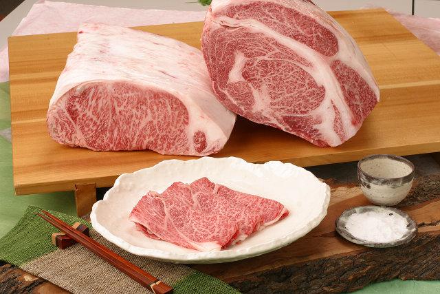 圧巻のA5ランク「かずさ和牛」調理方法はお好みで・・・