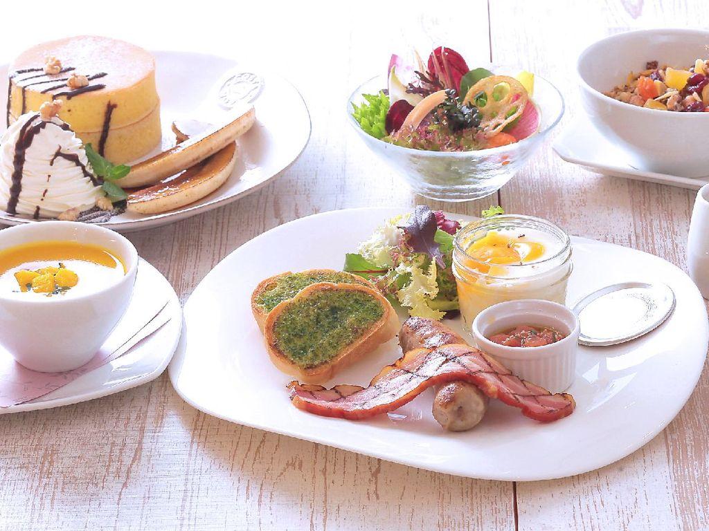 2016.5.23!朝食リニューアル!世界で活躍する総料理長・��橋が総プロデュース!!朝食スタイルが一新!