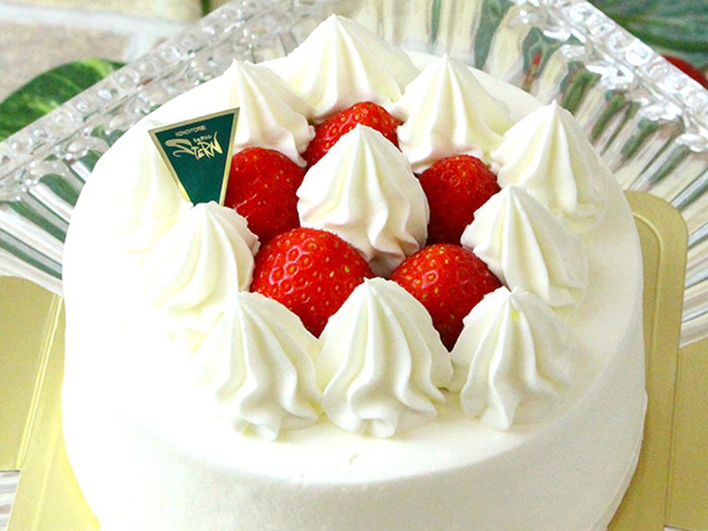 *シュテルン デコレーションケーキ
