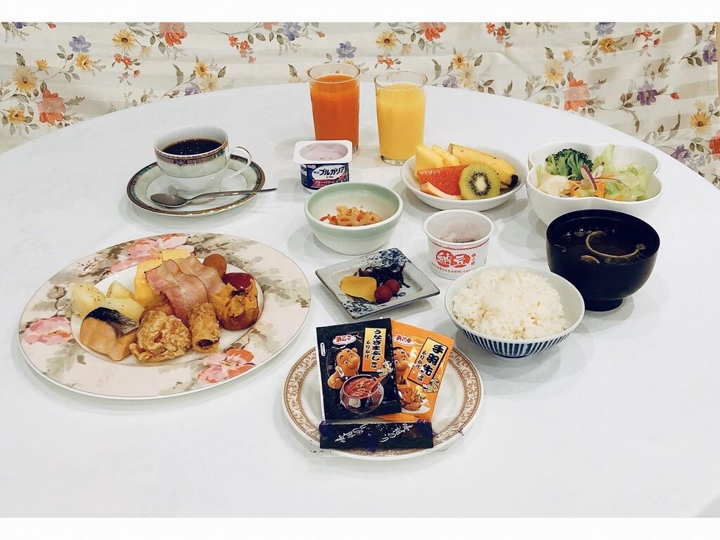 例)プレート和食