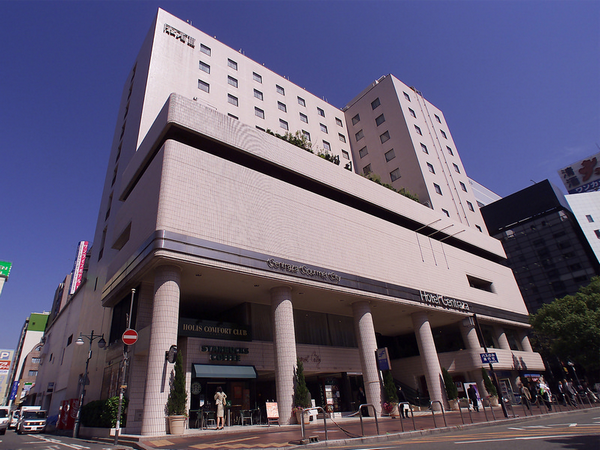 JR博多シティ(JR博多駅筑紫口)隣接&地下鉄直結でアクセス抜群♪