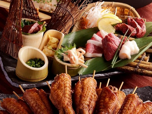 料理イメージ 『とめ手羽』(B1F)