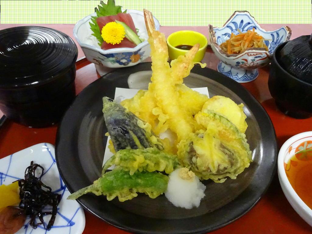 南紀の味覚を味わう和食プラン