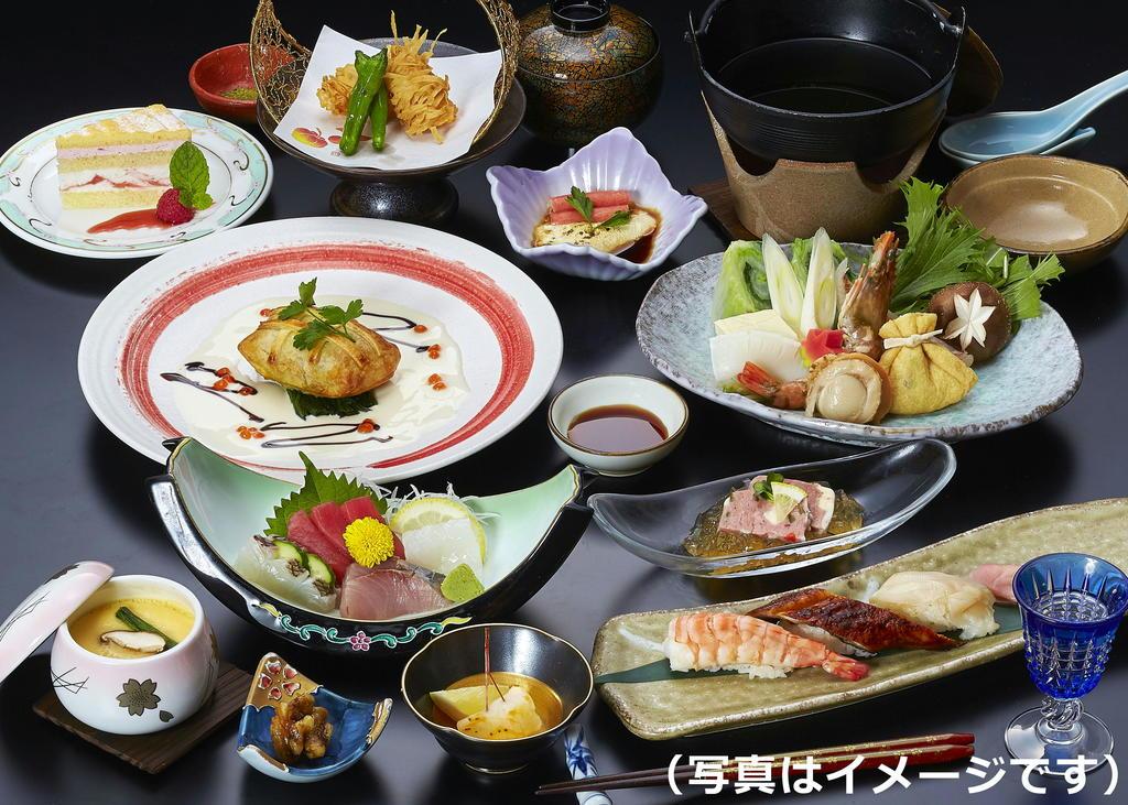 熊野古道会席(写真はイメージです)