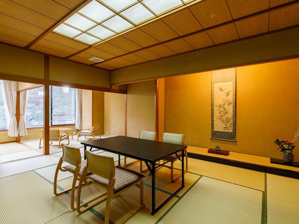 【本館・瑞雲和室15畳客室】お部屋一例