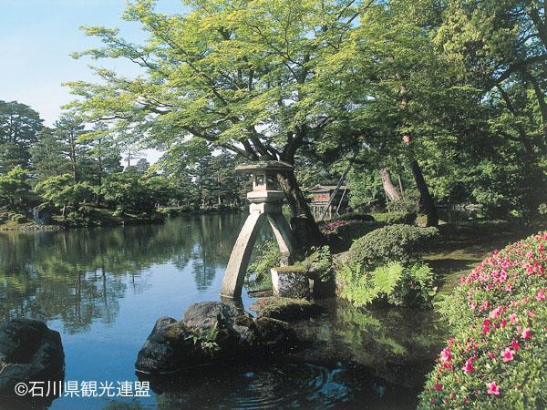 【兼六園】日本三名園の一つ