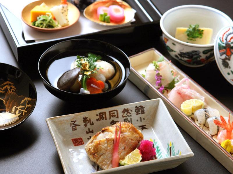 量は少なめに高級食材を食べたいお客様におすすめ/写真イメージ