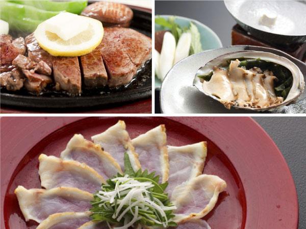 高級食材の別注料理をお一人様一品無料サービス!!