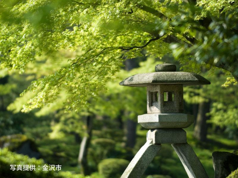【金沢21世紀美術館】©石川県観光連盟