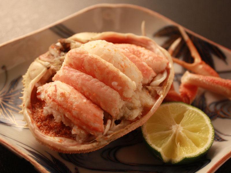 『香箱蟹』
