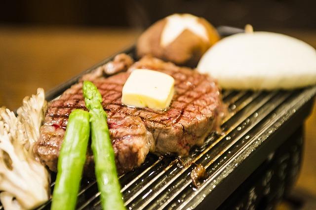 上州牛ステーキ イメージ