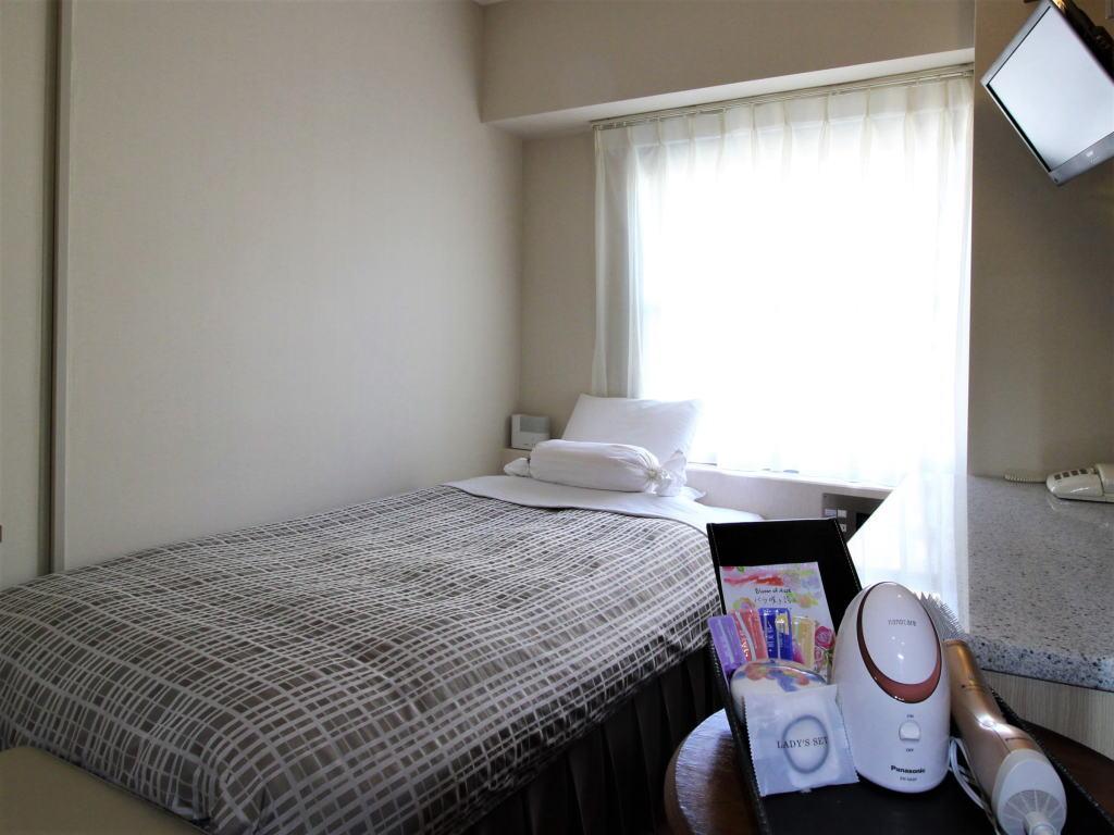 シングル(一例)/151米のコンパクトなお部屋※眺望なし(一部すりガラス窓)