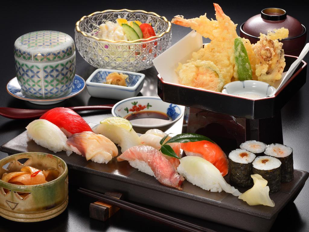 寿司御膳 ※写真はイメージです