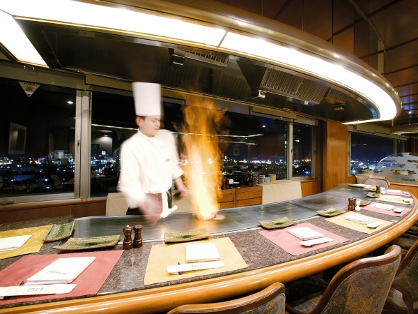 9F 鉄板焼レストラン 伊ぶき